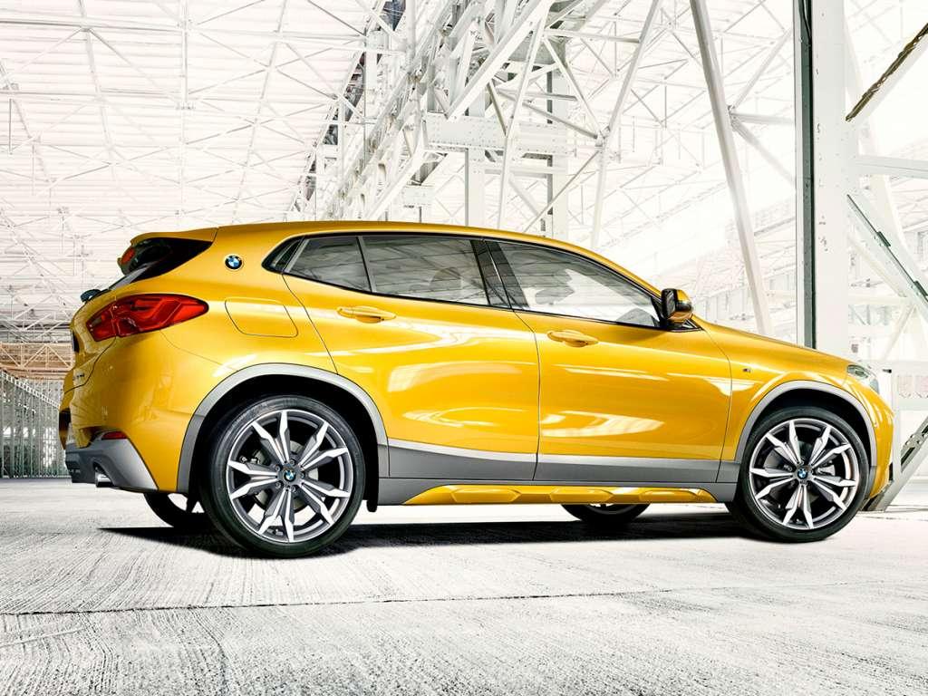 Galería de fotos del BMW X2 (5)