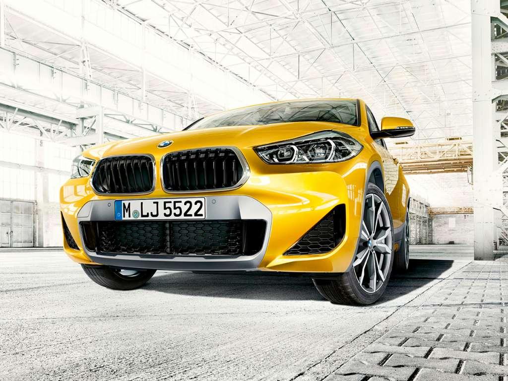 Galería de fotos del BMW X2 (6)