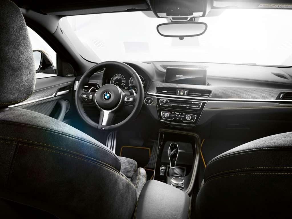 Galería de fotos del BMW X2 (1)