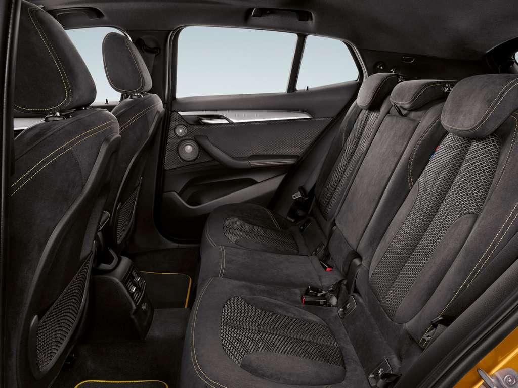 Galería de fotos del BMW X2 (2)