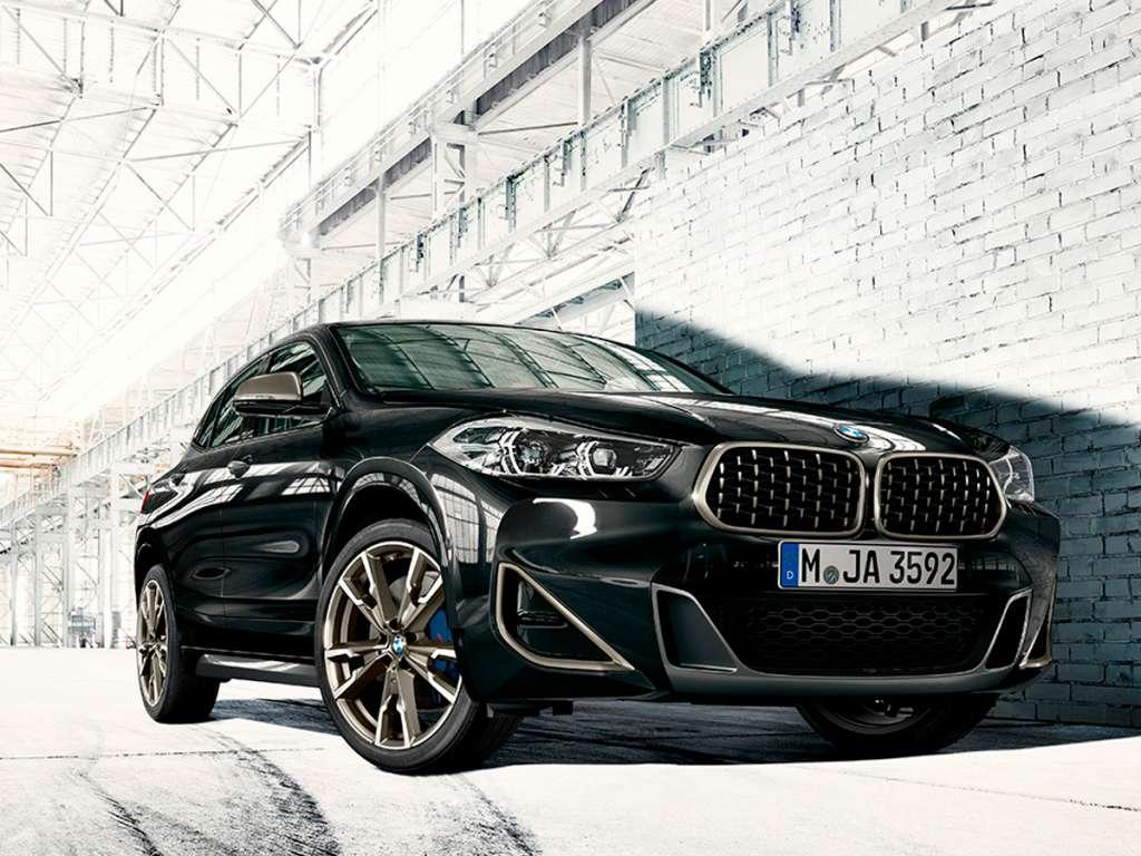 Galería de fotos del BMW X2 M35i (1)