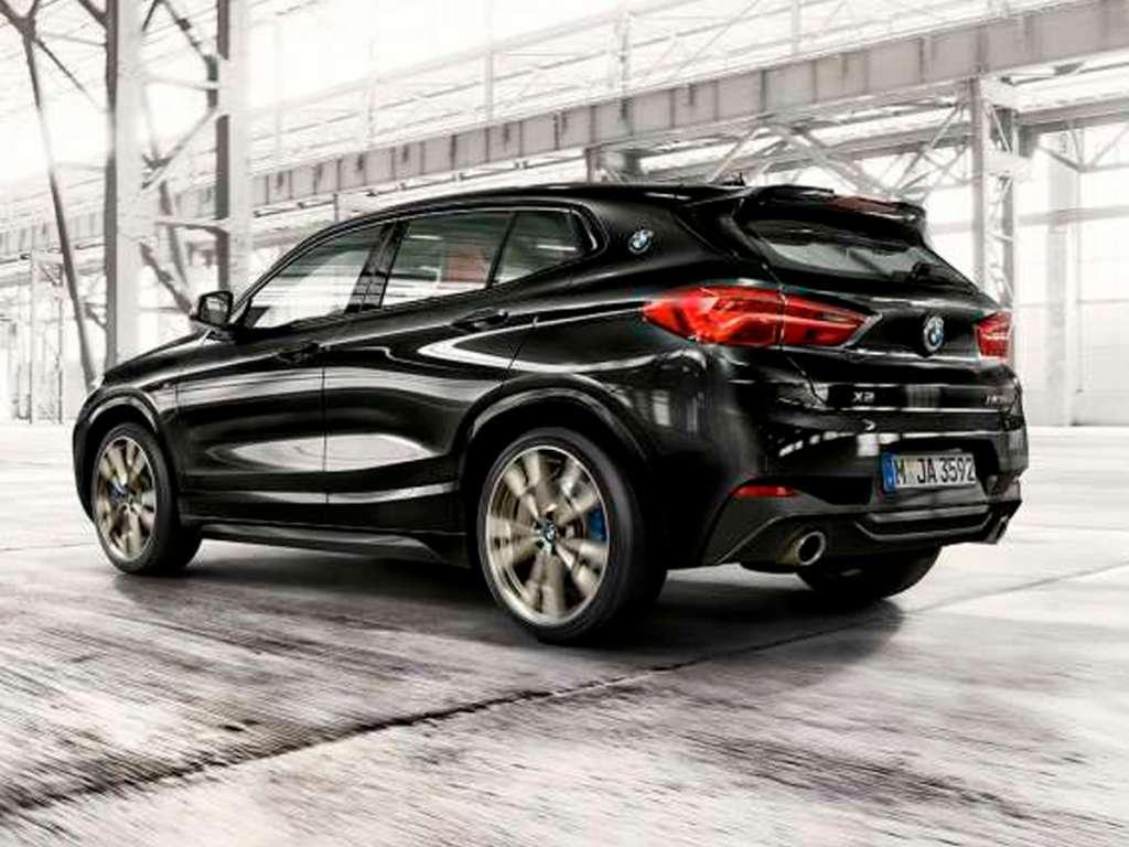 Galería de fotos del BMW X2 M35i (2)