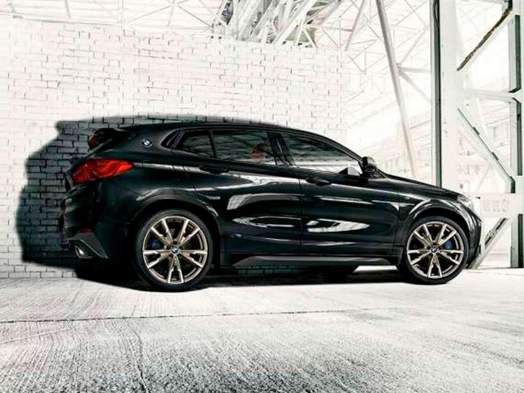 Galería de fotos del BMW X2 M35i (3)