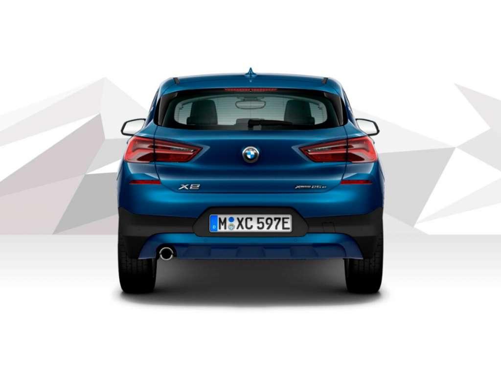Galería de fotos del BMW Nuevo X2 Híbrido Enchufable (3)