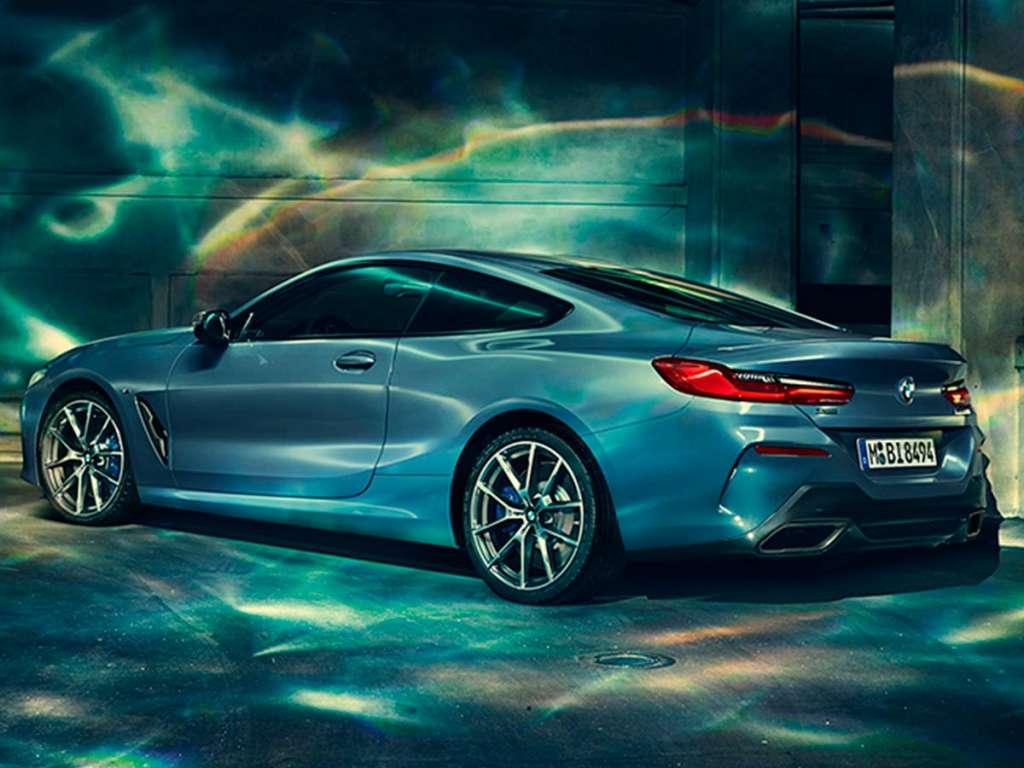 Galería de fotos del BMW Serie 8 Coupé (1)