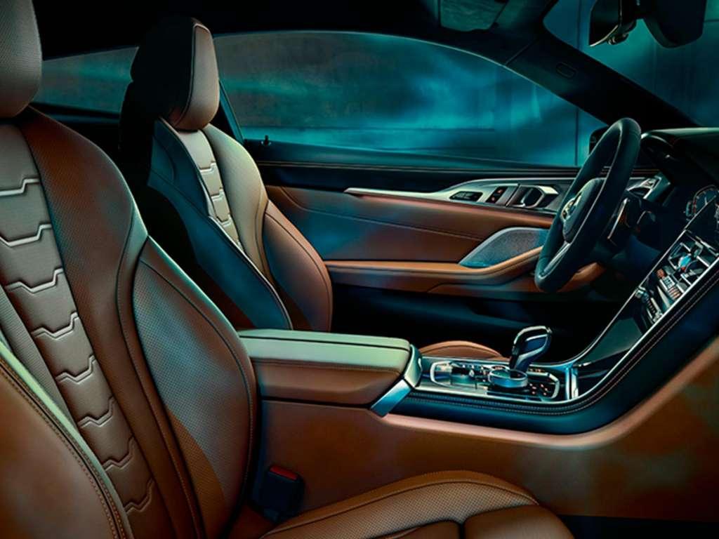 Galería de fotos del BMW Serie 8 Coupé (2)