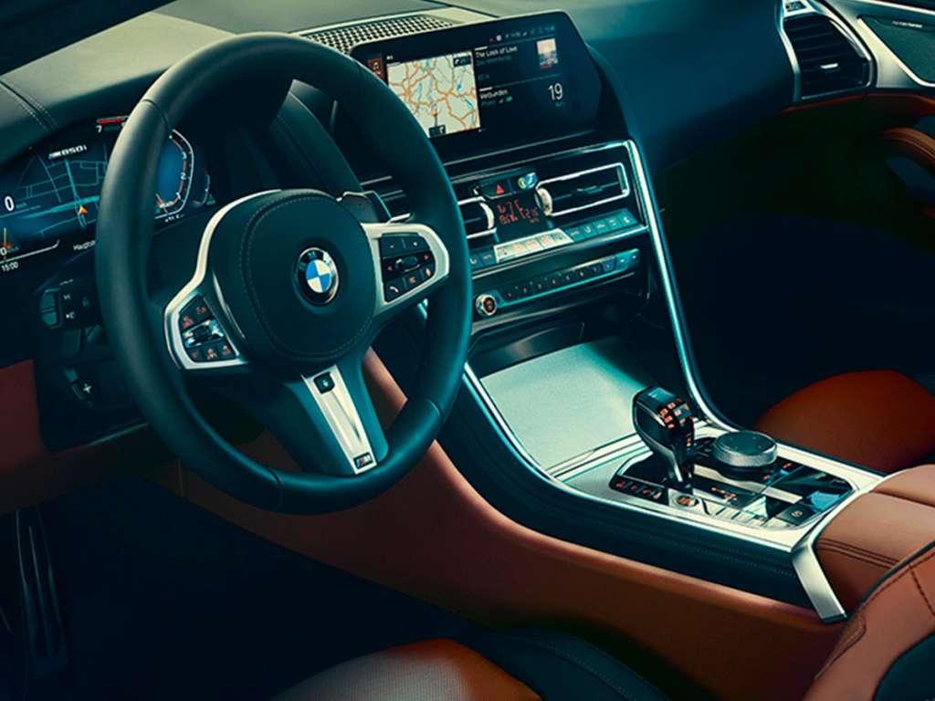 Galería de fotos del BMW Serie 8 Coupé (3)