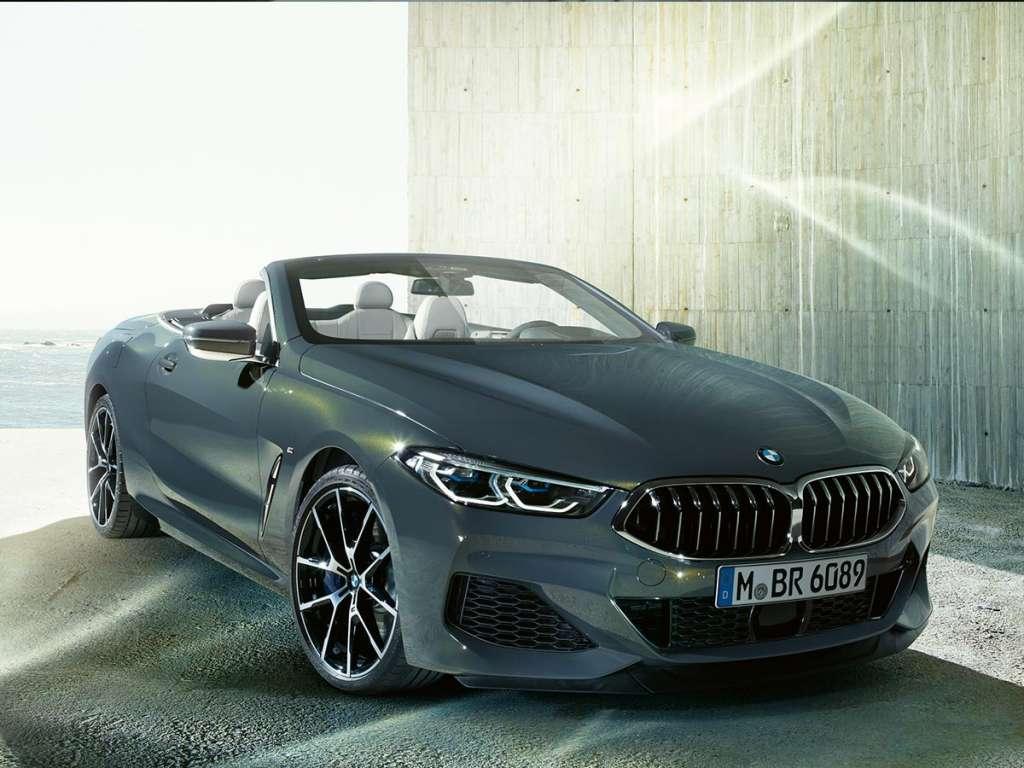 Galería de fotos del BMW Serie 8 Cabrio (1)