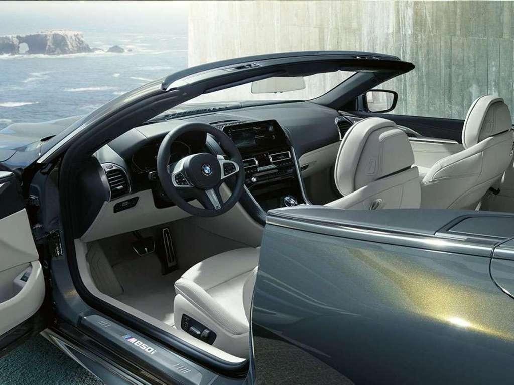 Galería de fotos del BMW Serie 8 Cabrio (3)