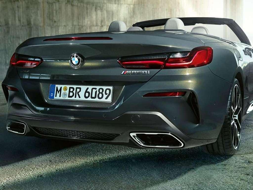 Galería de fotos del BMW Serie 8 Cabrio (4)