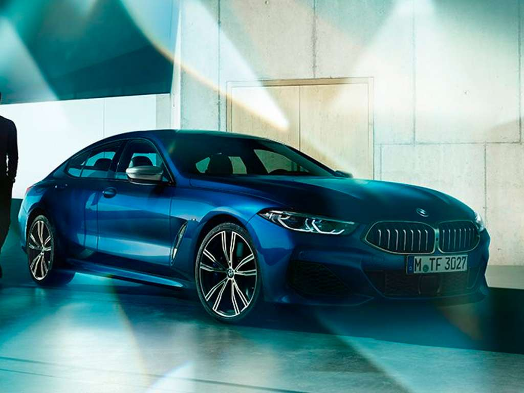 Galería de fotos del BMW Serie 8 Gran Coupé (1)