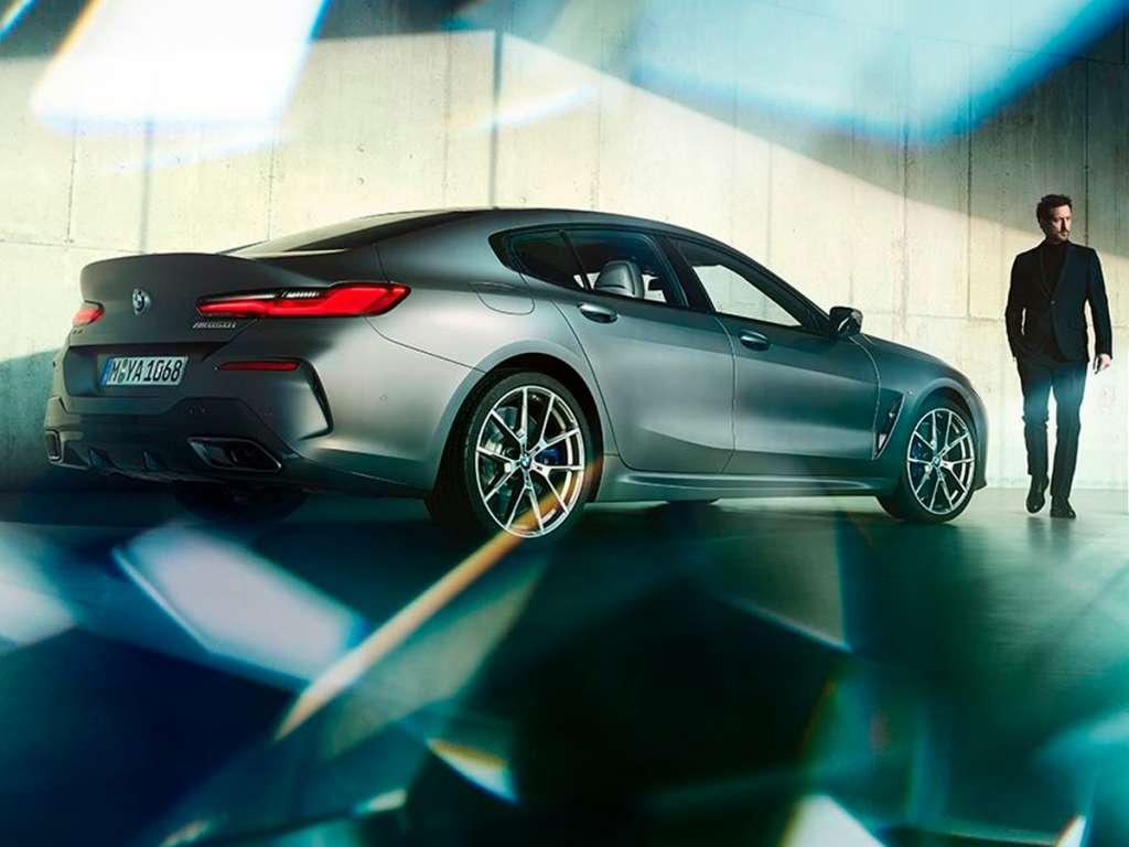 Galería de fotos del BMW Serie 8 Gran Coupé (2)