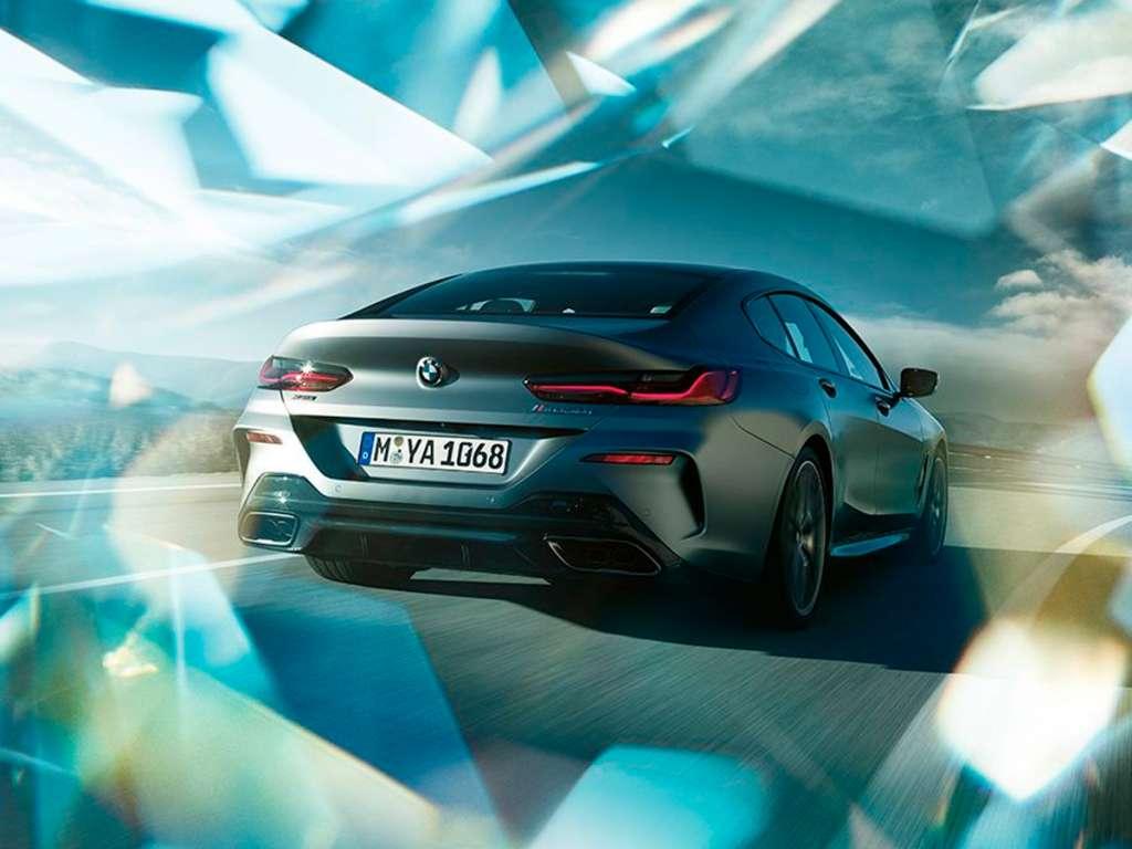 Galería de fotos del BMW Serie 8 Gran Coupé (3)