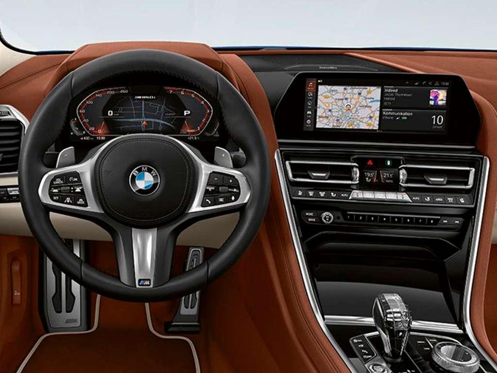 Galería de fotos del BMW Serie 8 Gran Coupé (4)