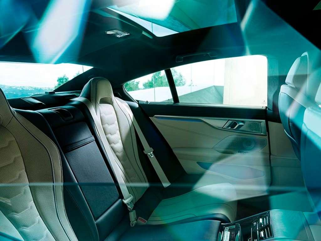 Galería de fotos del BMW Serie 8 Gran Coupé (5)