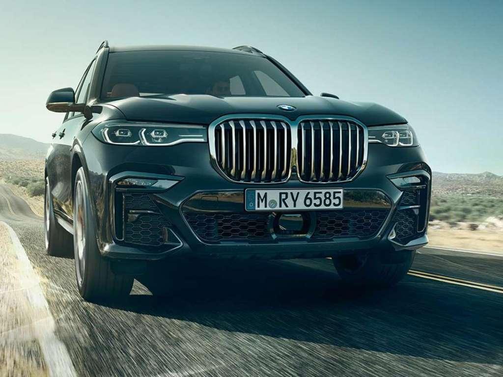Galería de fotos del BMW X7 (1)