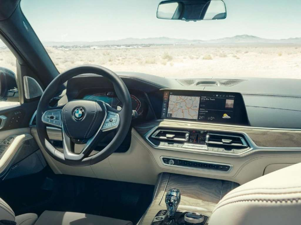 Galería de fotos del BMW X7 (2)