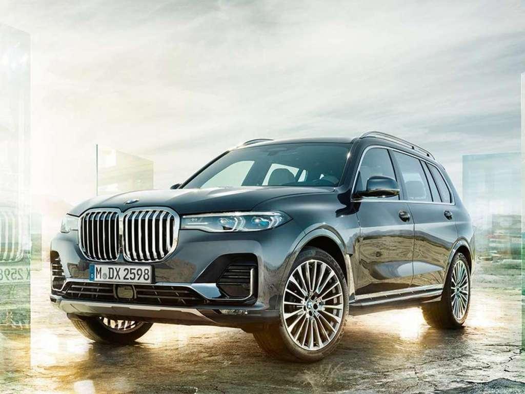 Galería de fotos del BMW X7 (3)
