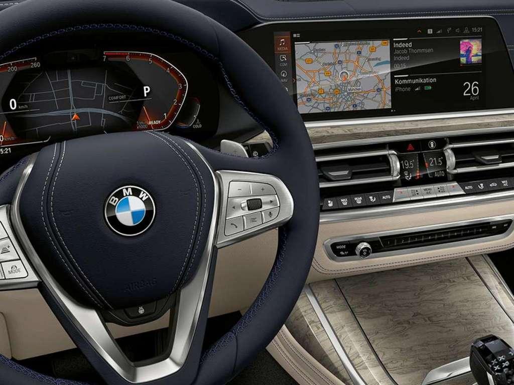 Galería de fotos del BMW X7 (4)