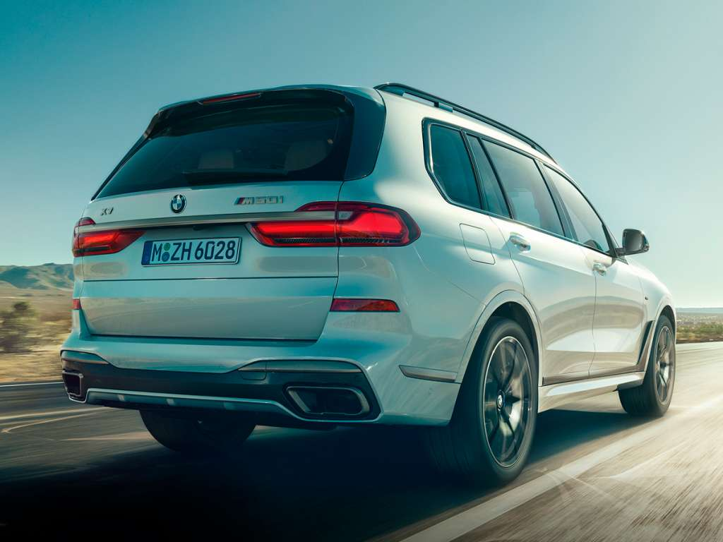 Galería de fotos del BMW X7 M50i (2)