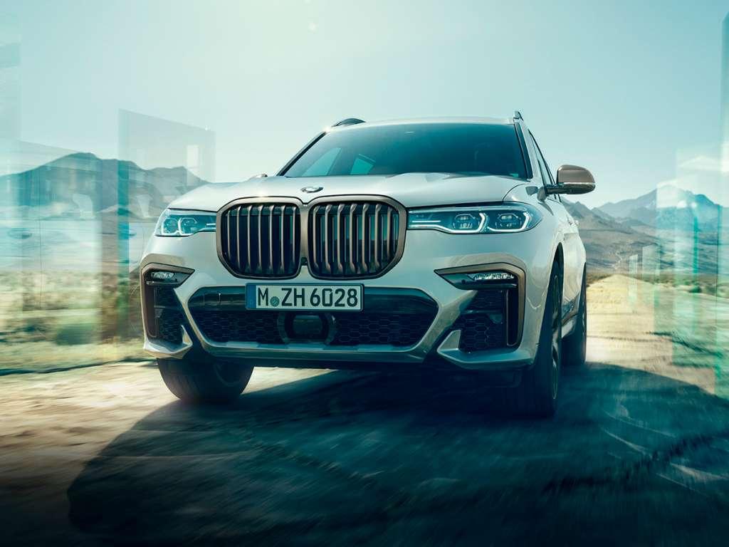 Galería de fotos del BMW X7 M50i (3)