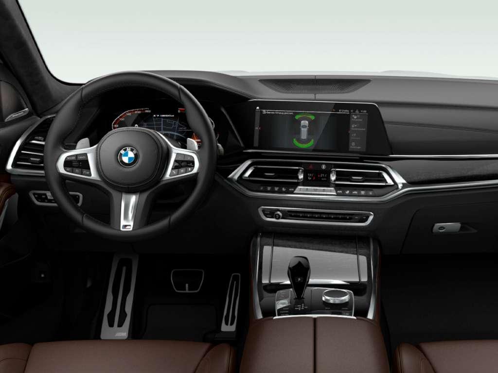 Galería de fotos del BMW X7 M50i (4)