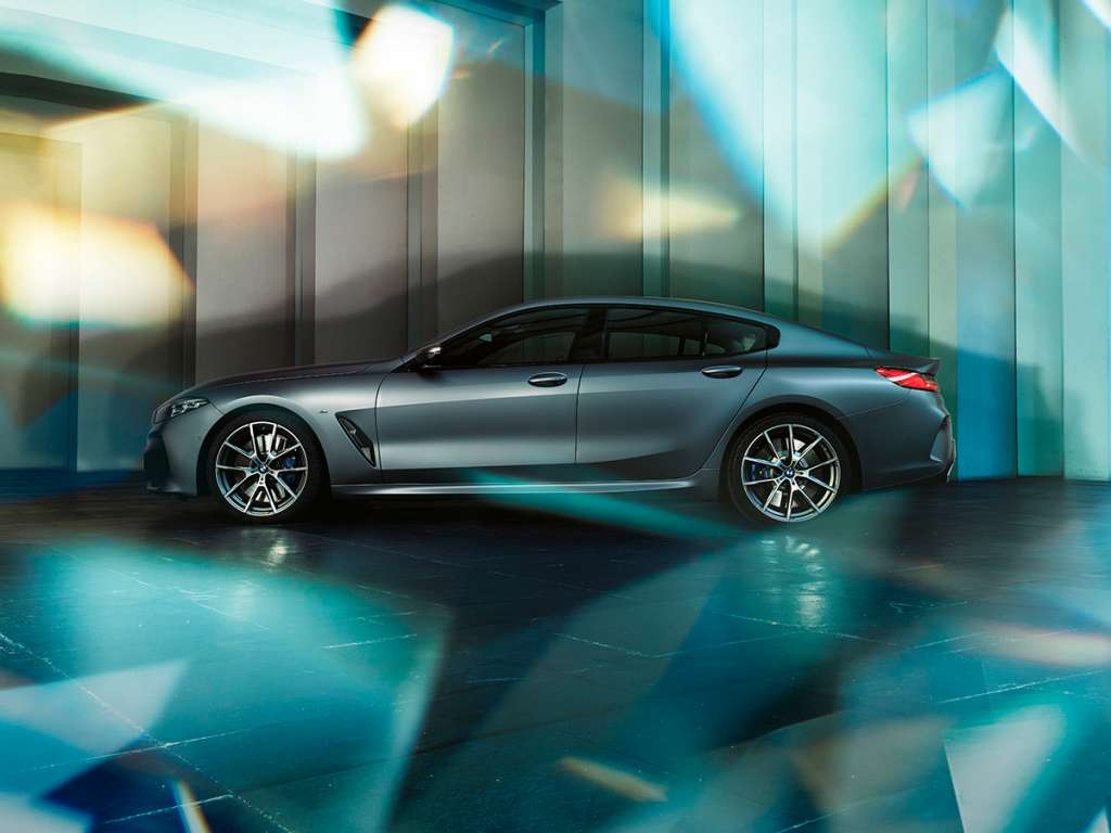 BMW M850i xDrive Gran Coupé