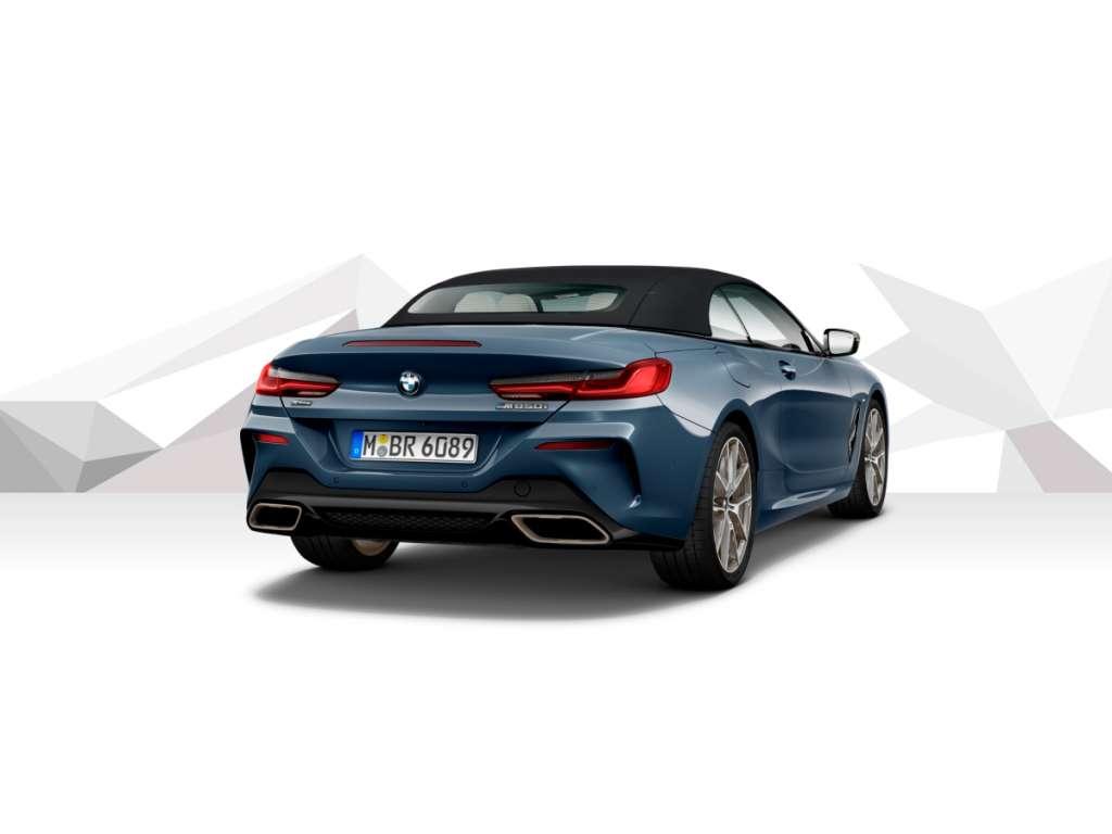 BMW M850i xDrive Cabrio