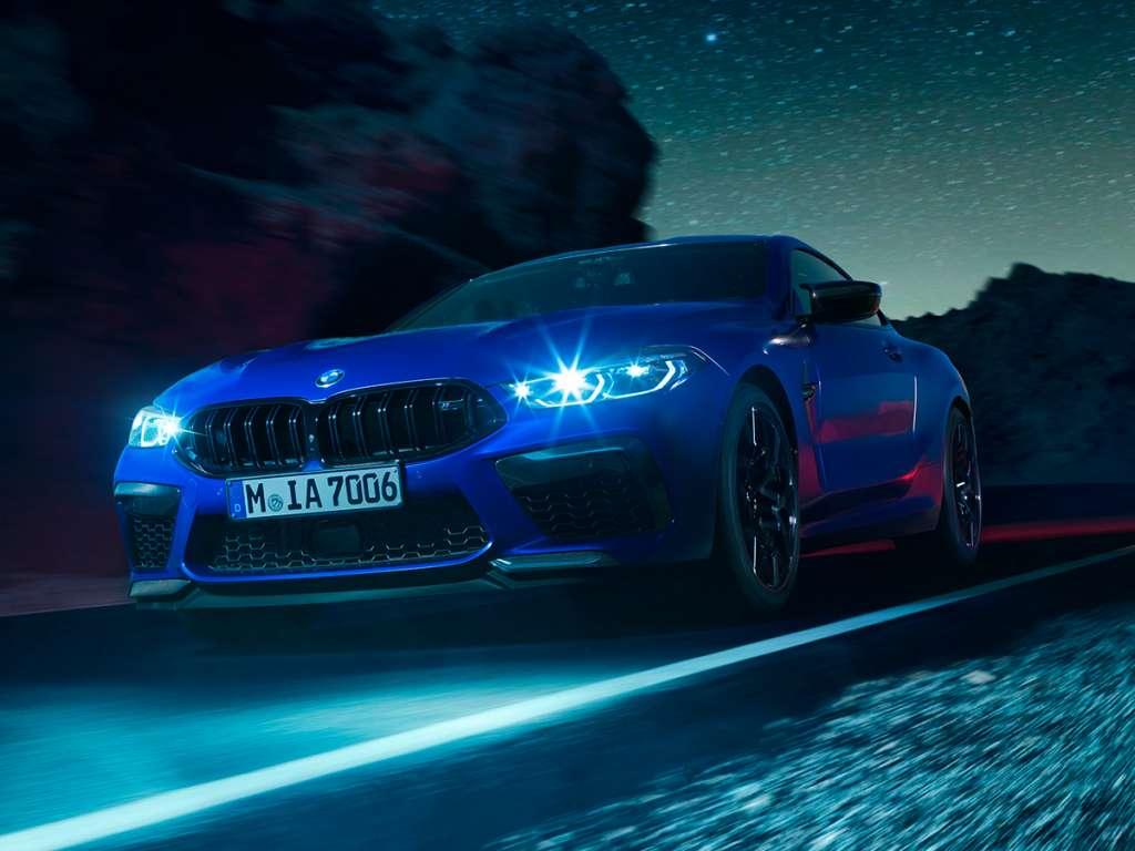 Galería de fotos del BMW M8 Coupé Competition (1)