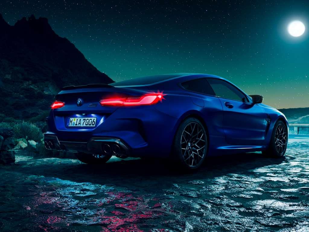 Galería de fotos del BMW M8 Coupé Competition (2)