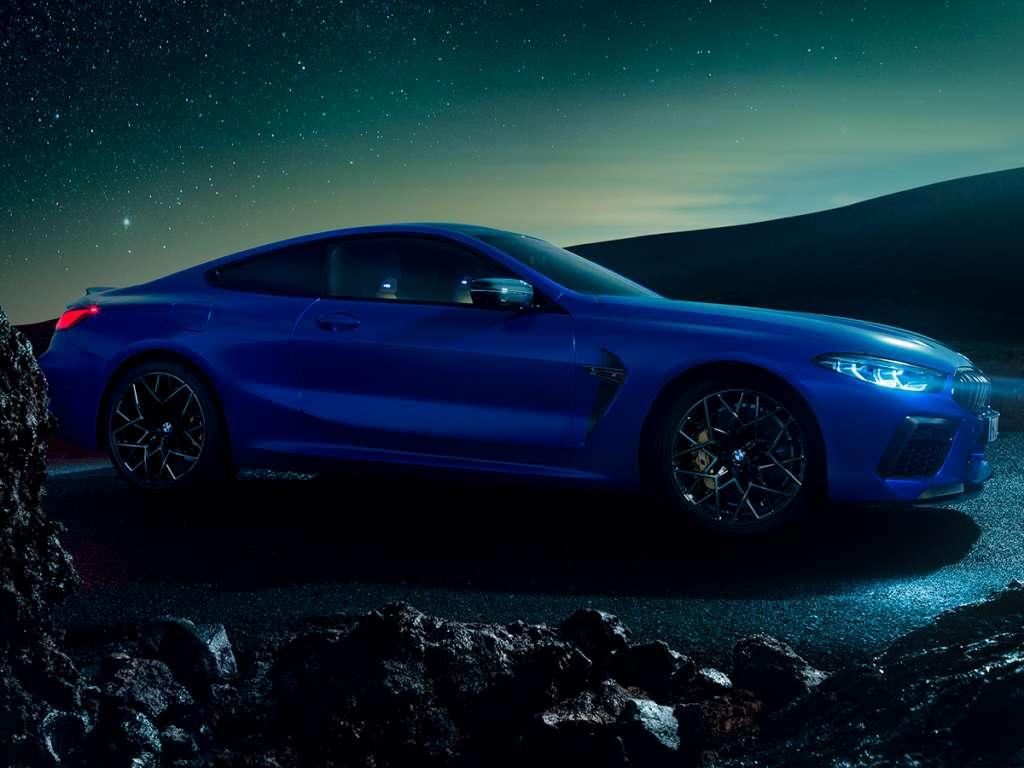 Galería de fotos del BMW M8 Coupé Competition (3)