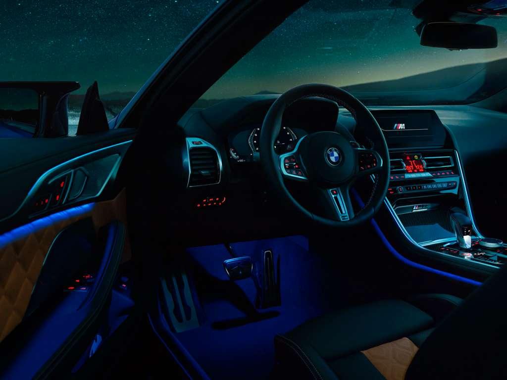 Galería de fotos del BMW M8 Coupé Competition (4)