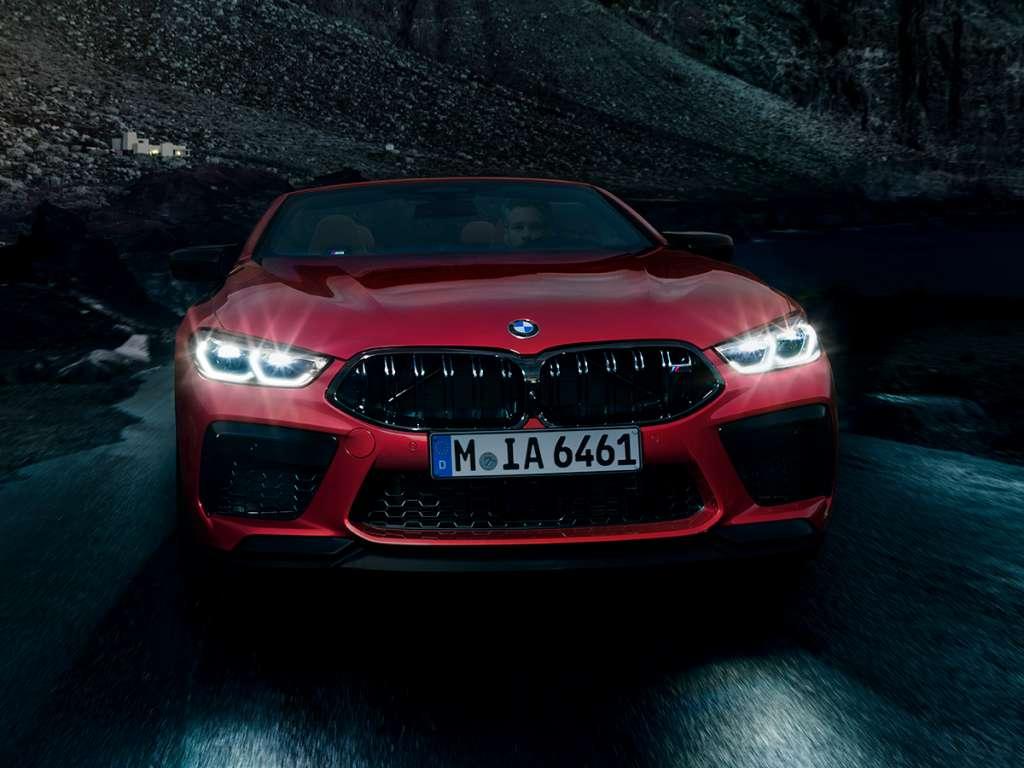 Galería de fotos del BMW M8 Cabrio Competition (1)