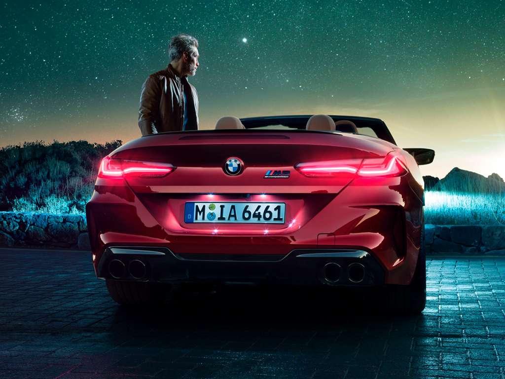 Galería de fotos del BMW M8 Cabrio Competition (2)