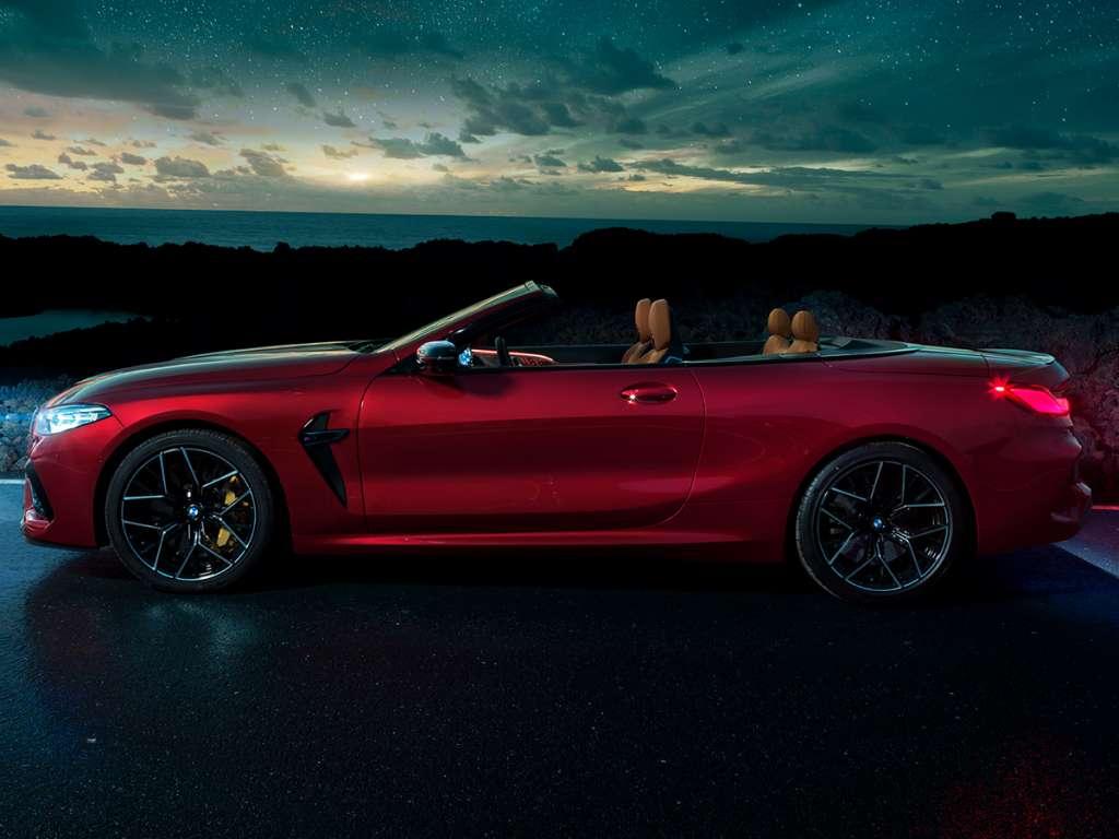 Galería de fotos del BMW M8 Cabrio Competition (3)