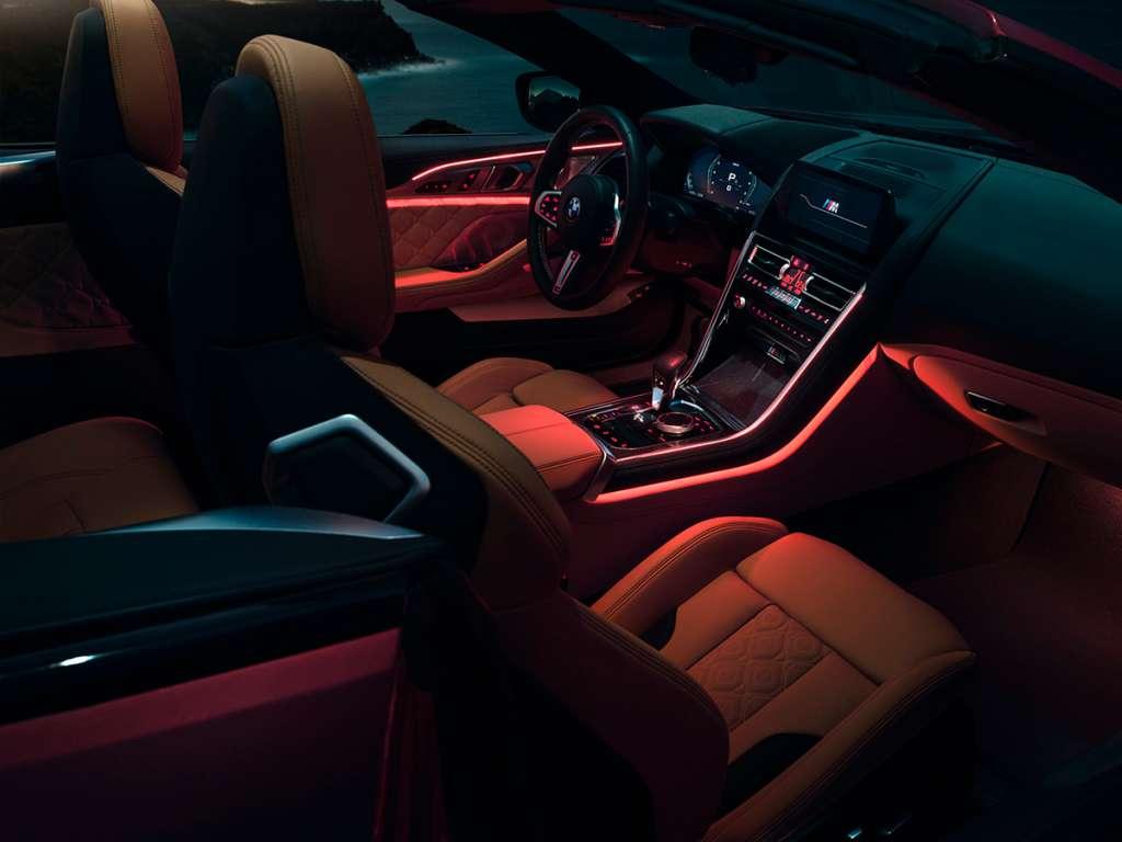 Galería de fotos del BMW M8 Cabrio Competition (4)