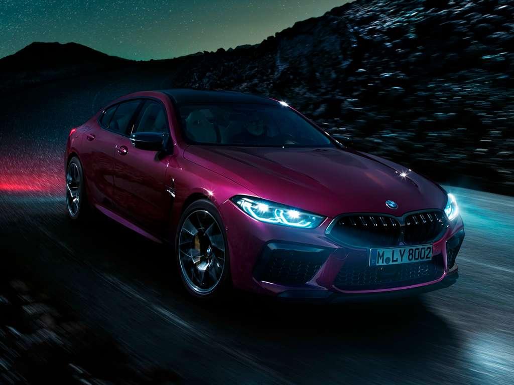 Galería de fotos del BMW Nuevo M8 Gran Coupé (1)