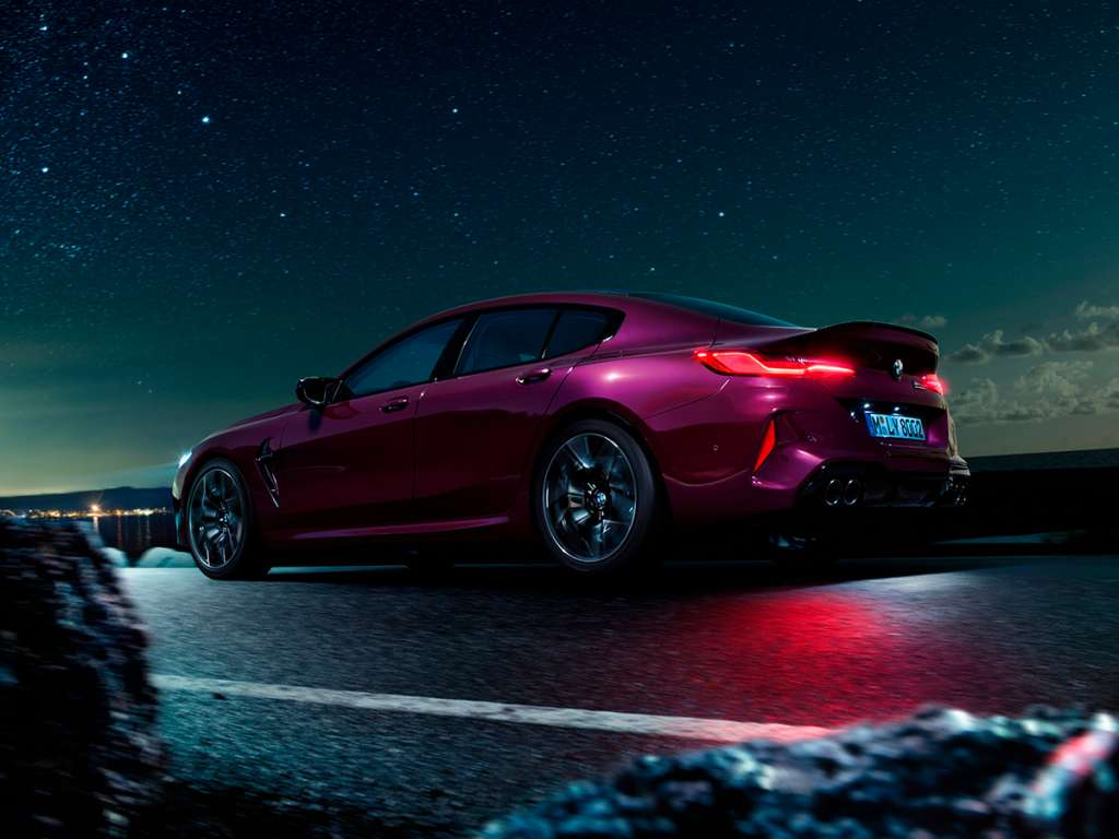 Galería de fotos del BMW Nuevo M8 Gran Coupé (2)