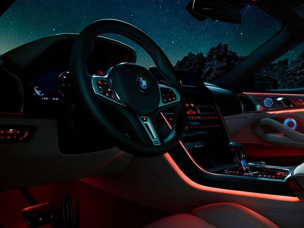 Galería de fotos del BMW Nuevo M8 Gran Coupé (3)