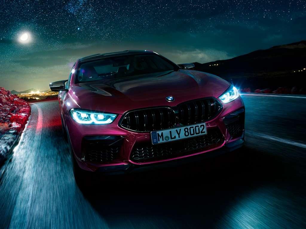 Galería de fotos del BMW Nuevo M8 Gran Coupé (4)