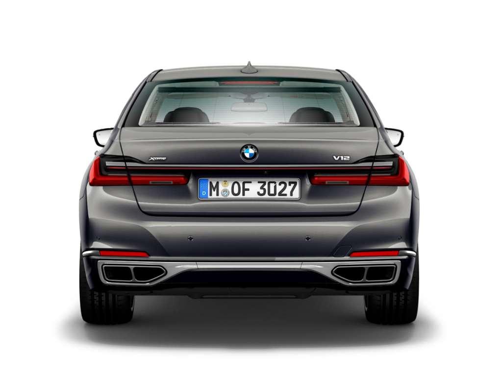 Galería de fotos del BMW M760Li xDrive (2)