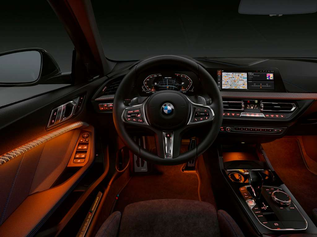 BMW Novo M135i xDrive