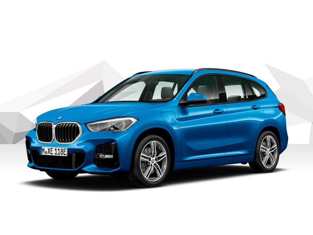 Galería de fotos del BMW Nuevo X1 Híbrido Enchufable (1)