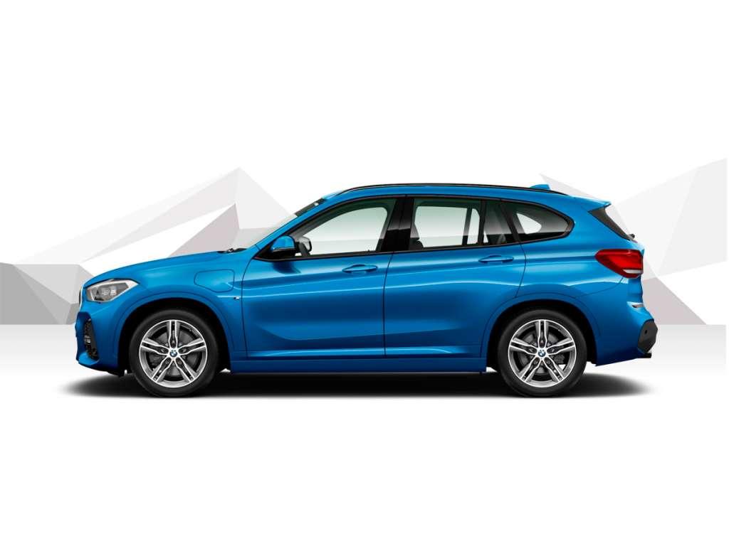 Galería de fotos del BMW Nuevo X1 Híbrido Enchufable (3)