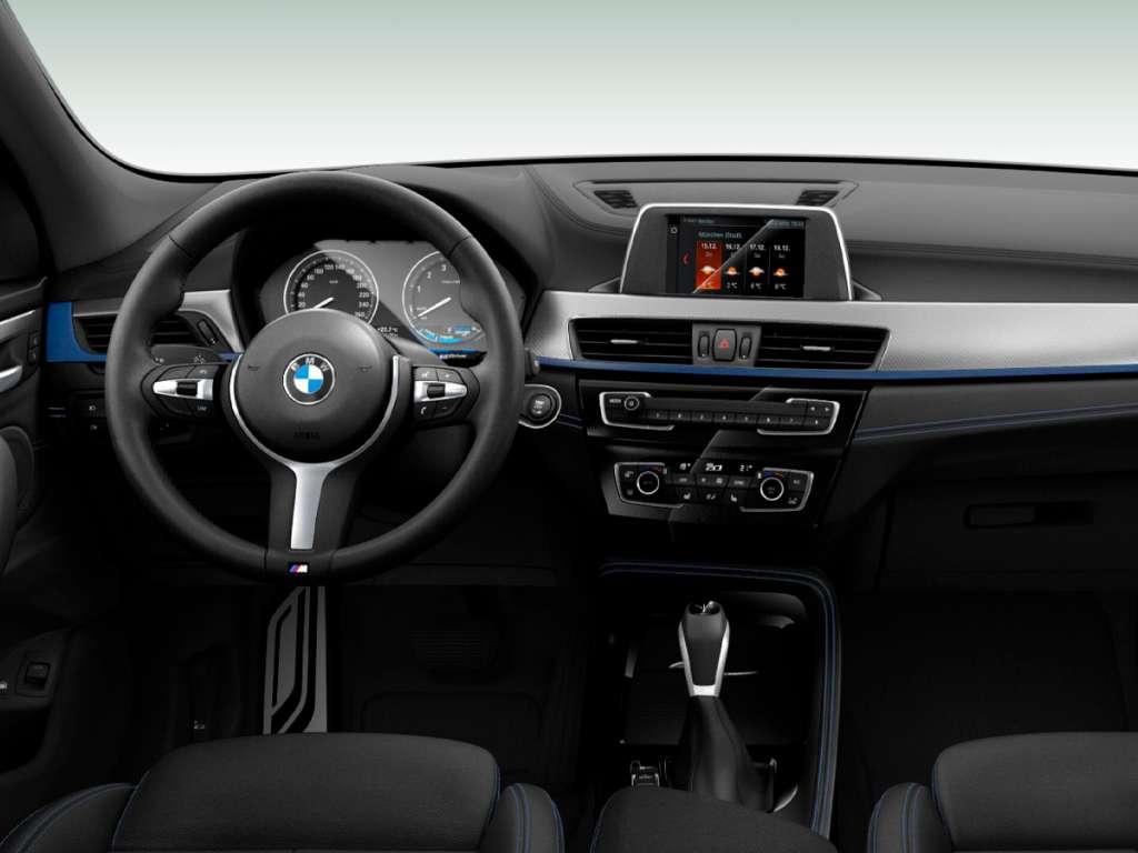 Galería de fotos del BMW Nuevo X1 Híbrido Enchufable (4)