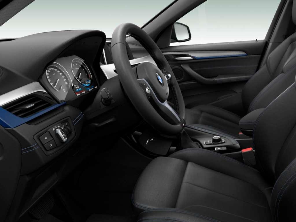 Galería de fotos del BMW Nuevo X1 Híbrido Enchufable (5)