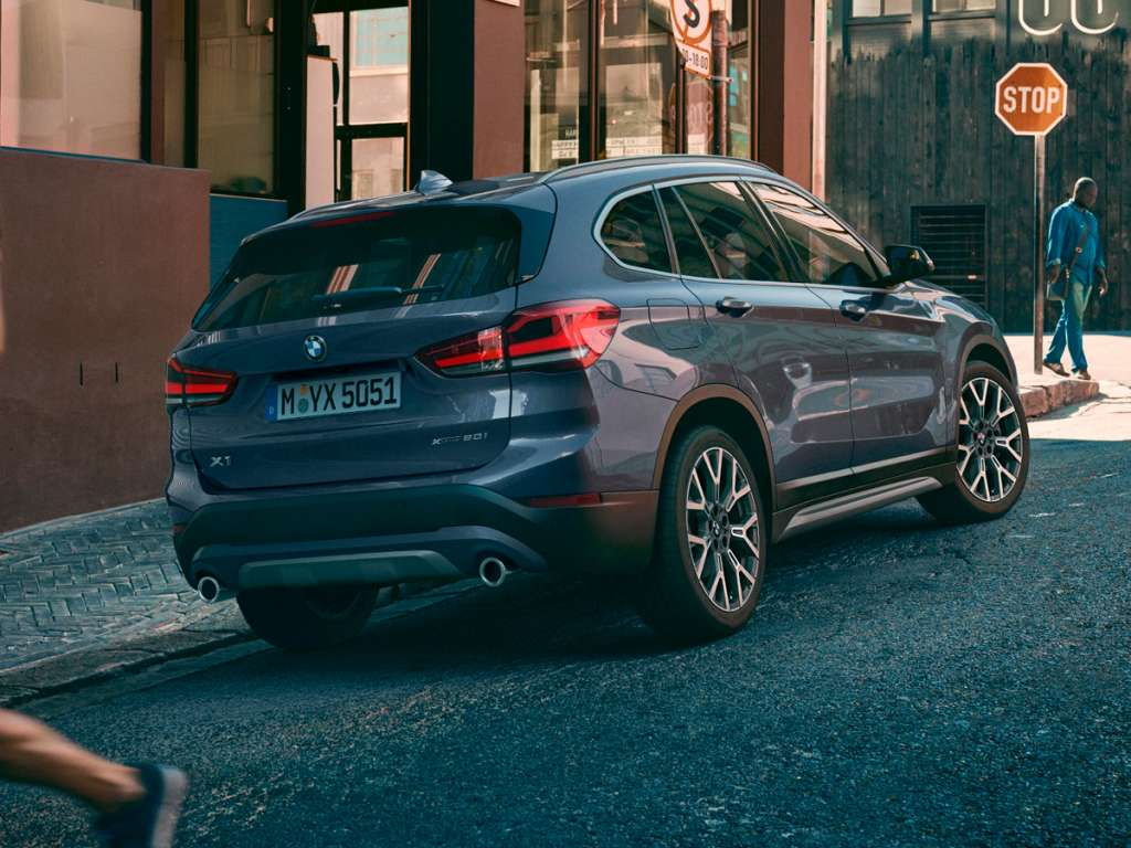 Galería de fotos del BMW Nuevo X1 (4)