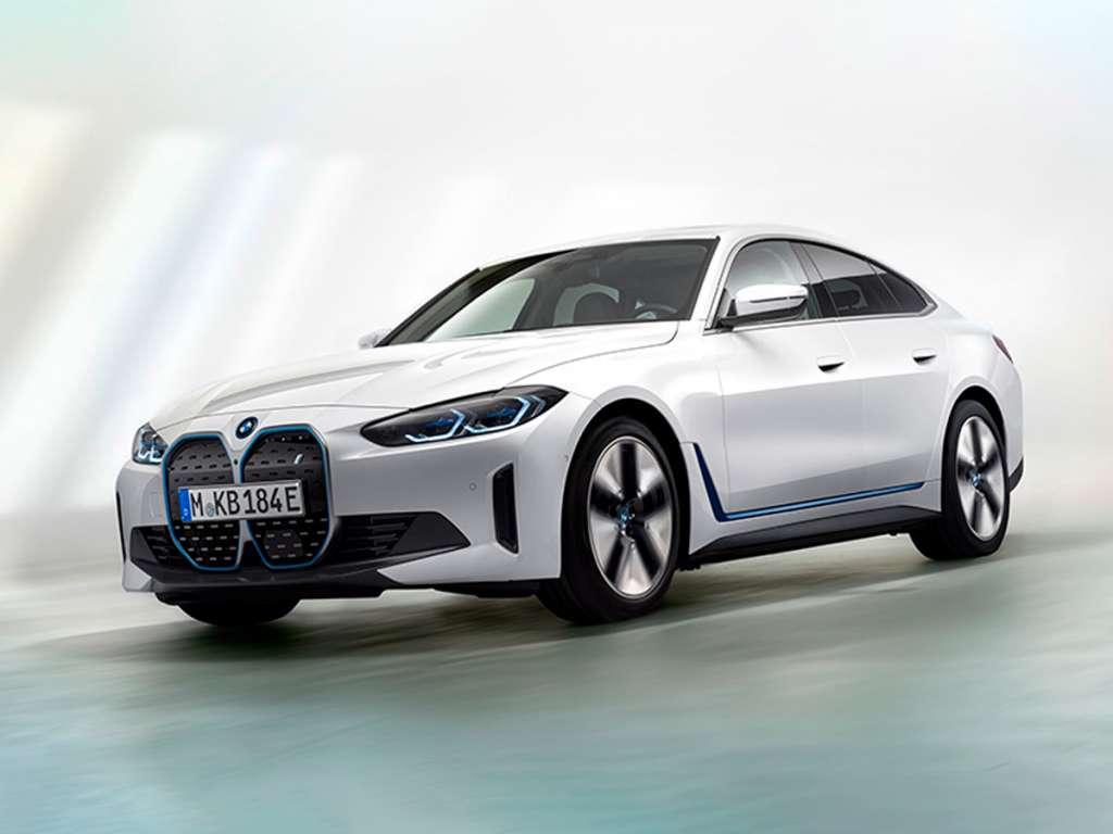 Galería de fotos del BMW Nuevo i4 (1)