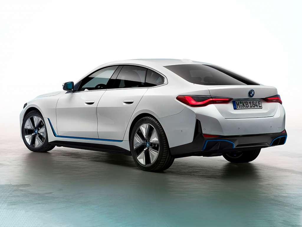 Galería de fotos del BMW Nuevo i4 (2)
