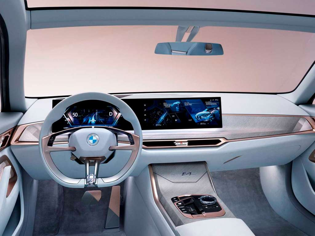 Galería de fotos del BMW Nuevo i4 (4)